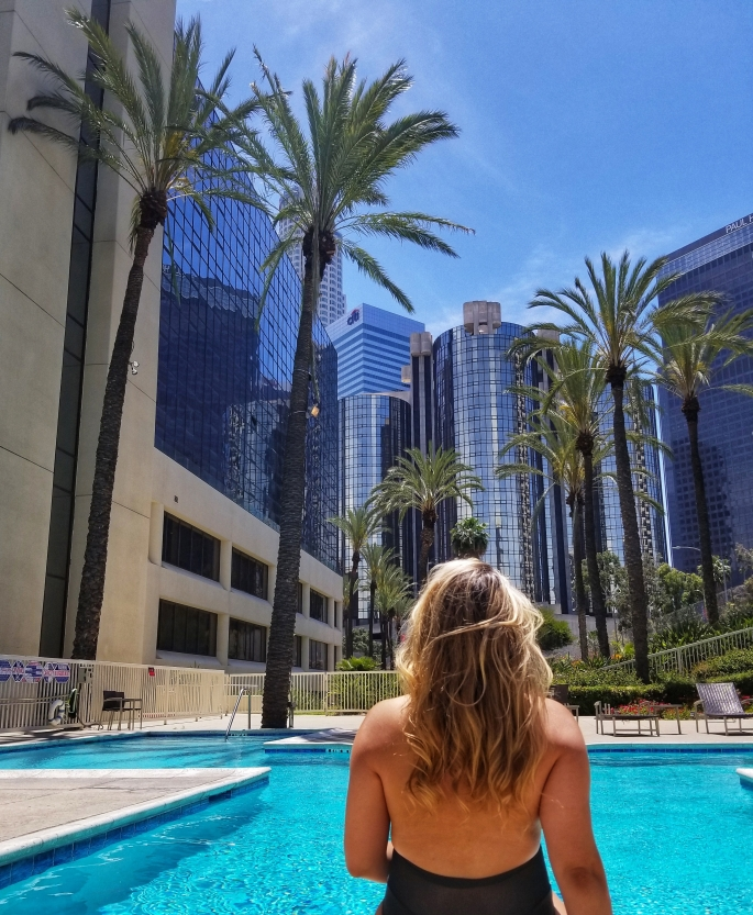 THE LA HOTEL DOWNTOWN - BLOG ON DESIGN INTERIORS