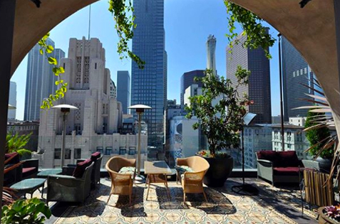 THE PERCH - LA, CALIFORNIA - LOS ANGELES - ON DESIGN INTERIORS