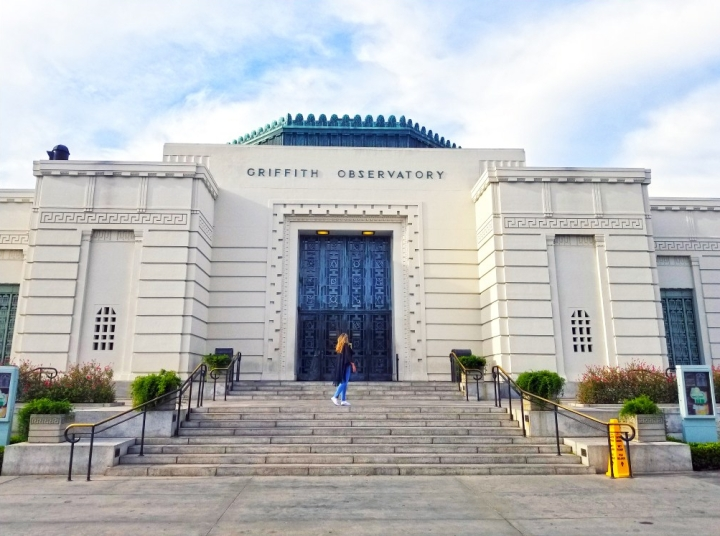 Griffith Observatory Los Angeles California - On Design Interiors and Lifestyle
