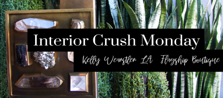Interior Crush Monday || Kelly Wearstler LA Flagship Boutique